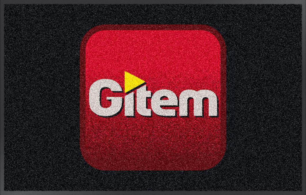 tapis personnalisés JetPrint Gitem