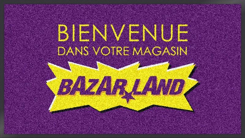 Tapis JetPrint bazarLand