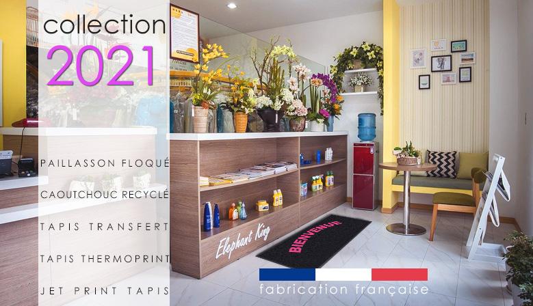 tapis personnalisés collection 2021