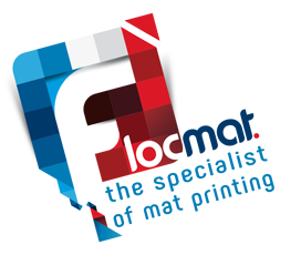 Flocmat : the specialist of mats printing