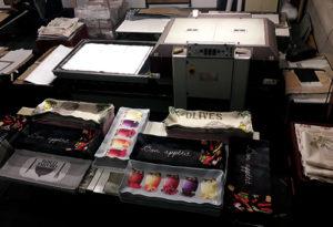 Flocmat : printing transfer