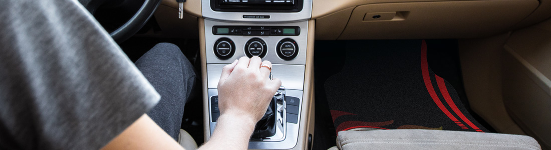 Flocmat : personalised car mat